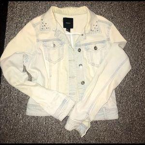 Forever 21 denim light jacket